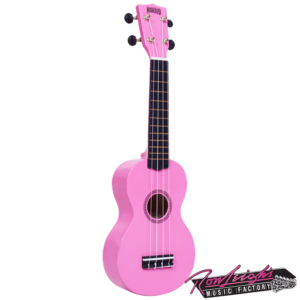 pink ukulele